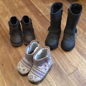 Baby boot bundle!